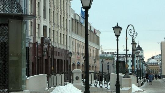 Петербургская улица в Санкт-Петербурге