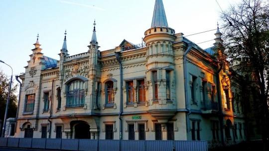 Дом Шамиля по Казани