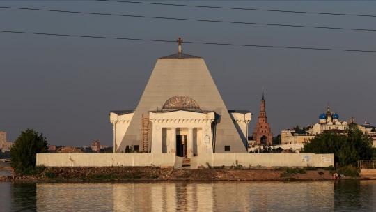 Храм-памятник воинам, павшим при взятии Казани в 1552 году по Казани
