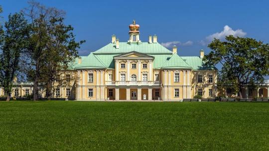 Ораниенбаум (дворцово-парковый ансамбль) в Санкт-Петербурге
