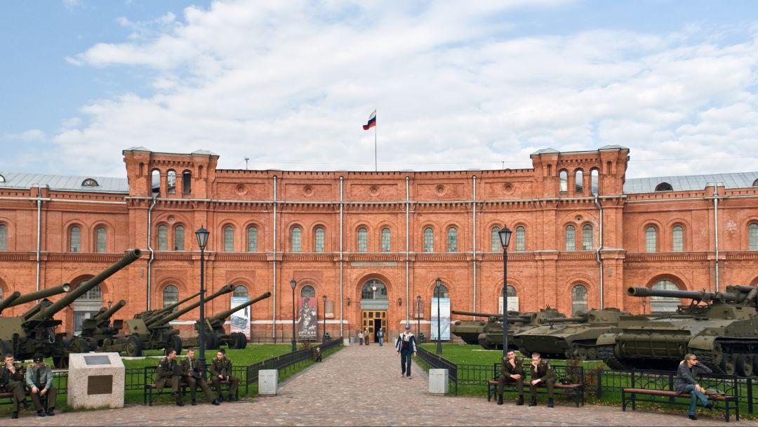 Военно-исторический музей артиллерии, инженерных войск и войск связи в Санкт-Петербурге
