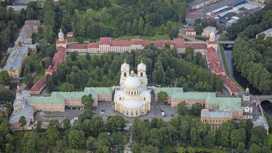 Александро-Невская лавра в Симеизе
