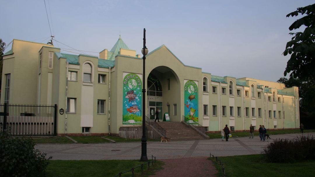 Ленинградский зоопарк в Санкт-Петербурге