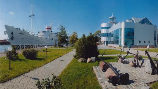 Музей Мирового океана по Калининграду