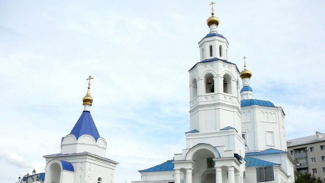 Церковь святой великомученицы Параскевы Пятницы по Казани