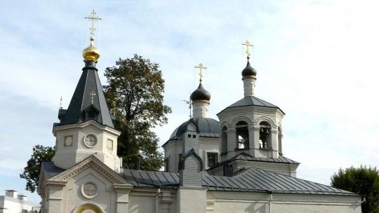 Церковь святой преподобной великомученицы Евдокии по Казани