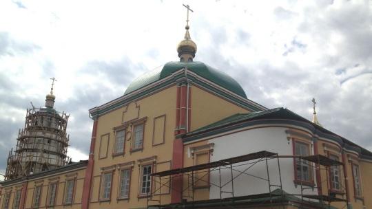 Церковь Сошествия Святого Духа по Казани