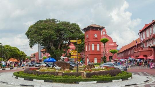 Экскурсия Историческая Малакка в Куала-Лумпуре
