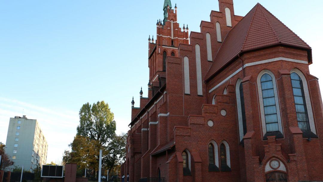 Кирха Святого Семейства по Калининграду