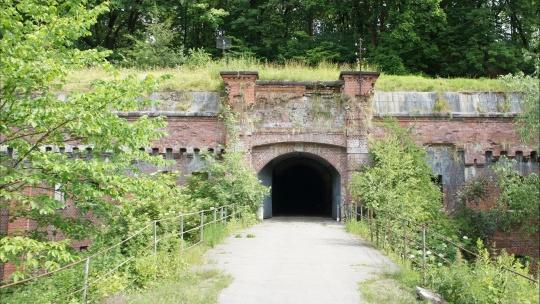 Форт № 1 — Штайн по Калининграду