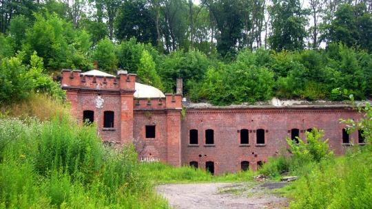 Форт № 2 — Бронзарт по Калининграду