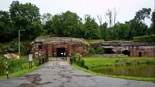 Форт № 3 — Король Фридрих-Вильгельм I по Калининграду