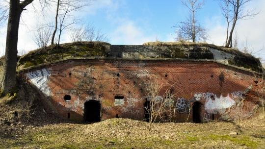 Форт № 5a — Лендорф по Калининграду