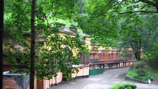 Форт № 6 — Королева Луиза по Калининграду