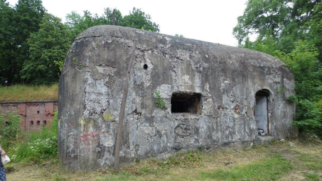 Форт № 7 — Герцог фон Хольштайн по Калининграду