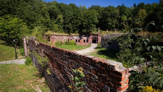 Форт № 12 — Ойленбург по Калининграду