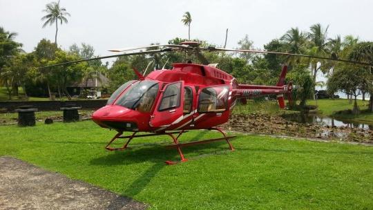 Экскурсия Прогулки на вертолете над островом Лангкави по Острову Лангкави