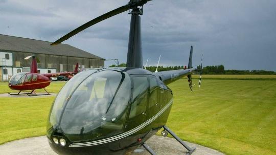 Экскурсия Прогулка на вертолете Robinson R44 по Острову Лангкави
