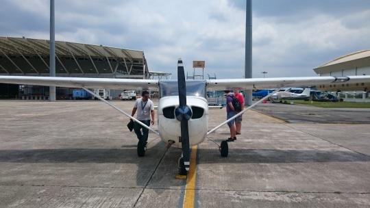 Экскурсия Полеты на легкомоторном самолете по Острову Лангкави