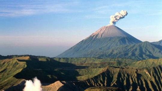 Экскурсия На вулкан Кинтамани на Бали