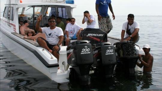 Экскурсия Подводная прогулка на Лембонгане на Бали