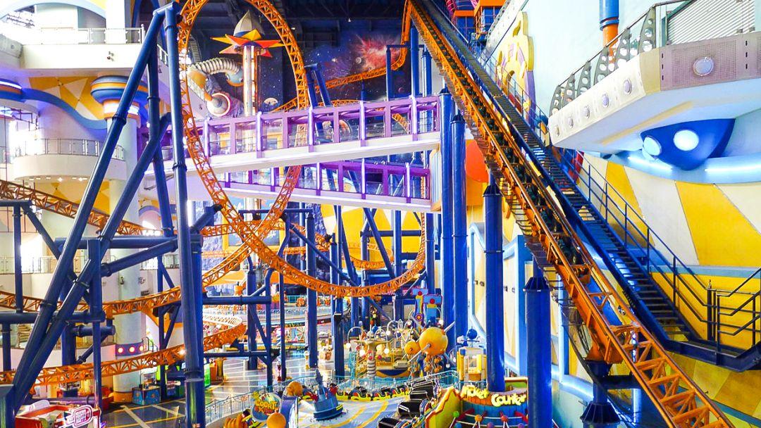 Berjaya Times Square Theme Park  в Кота-Кинабале