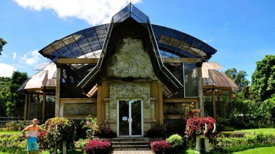 Ботанический сад Бали на Бали