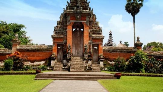 Храм Таман-Аюн на Бали