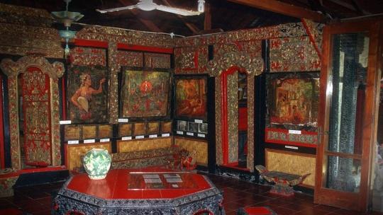 Музей Gunarsa на Бали