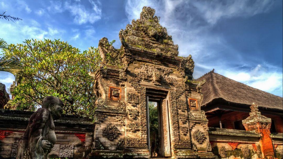 Государственный исторический музей  на Бали