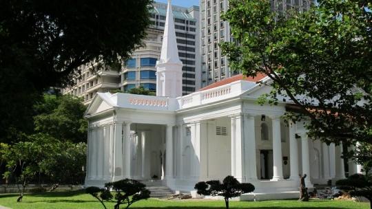 Церковь Святого Григория Просветителя в Сингапуре