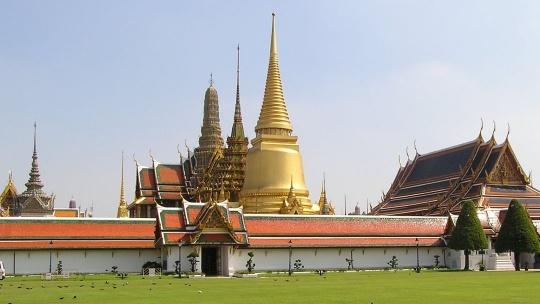 Ват Пхракэу в Бангкоке