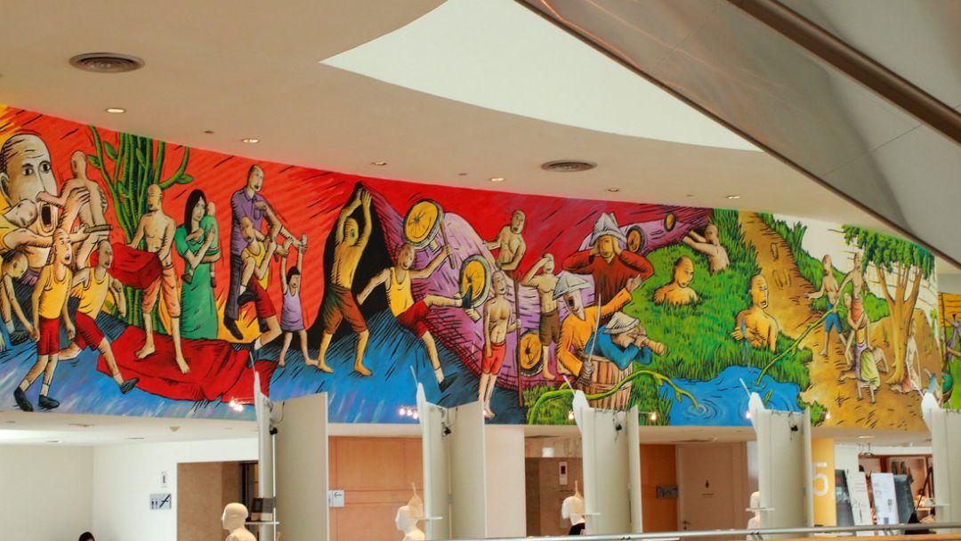 Бангкокский художественный и культурный центр в Бангкоке