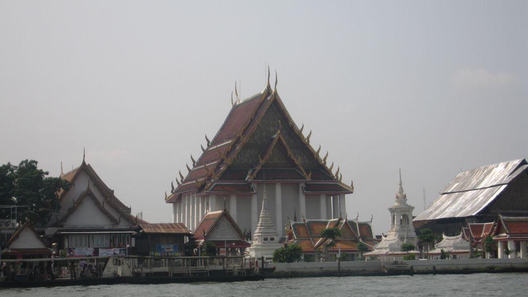 Тхонбури в Бангкоке
