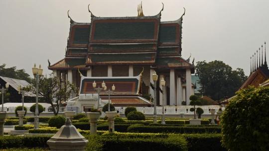 Ват-Ратчанадда в Бангкоке