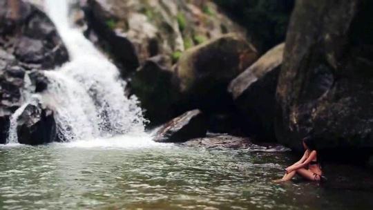 Водопад Хин Лат по Самуи