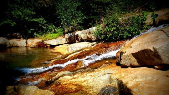 Водопад Wanorn по Самуи