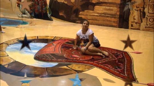 Музей 3D картин в Паттайе