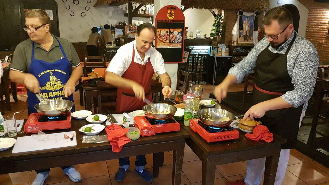 """Урок тайской кухни №1 """"Аройсмак-1"""" - фото 7"""