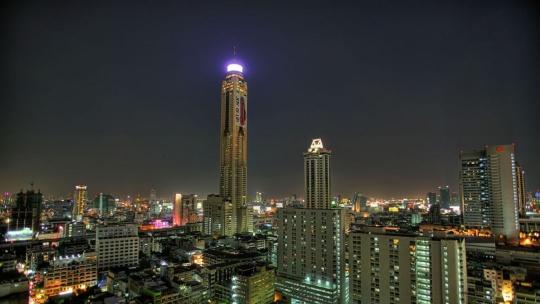 Башня Байок Скай 2 в Бангкоке