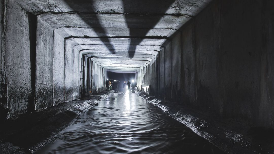 Экскурсия в подземную реку Неглинку - фото 3
