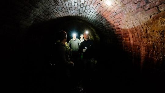Экскурсия в подземную реку Неглинку - фото 4