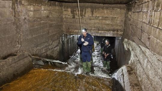 Экскурсия в подземную реку Неглинку - фото 5