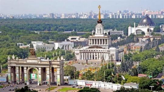 Экскурсия Тайны и легенды ВДНХ по Москве