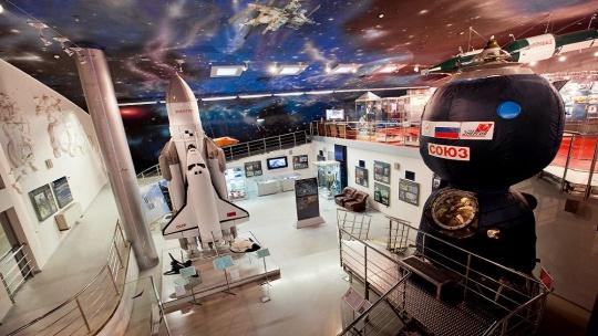 Экскурсия Космическое путешествие по Москве