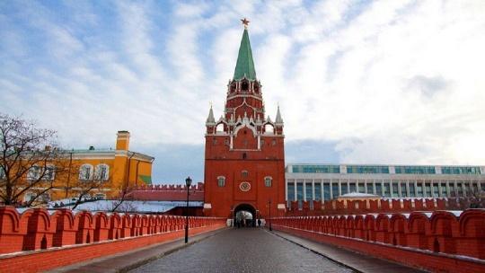 Экскурсия Огни большого города по Москве