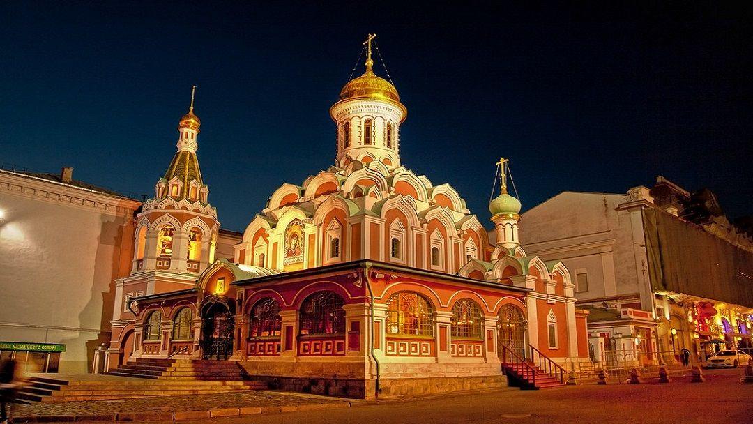 Экскурсия Москва древняя
