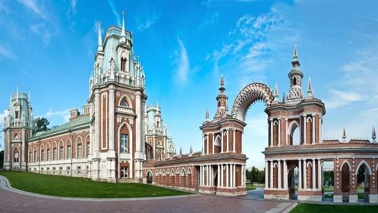 Экскурсия Царское Царицыно по Москве