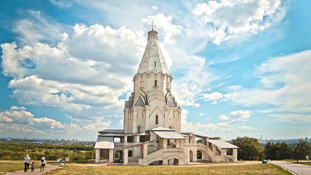 Экскурсия Царская резиденция – Коломенское