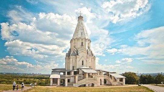 Экскурсия Царская резиденция – Коломенское по Москве